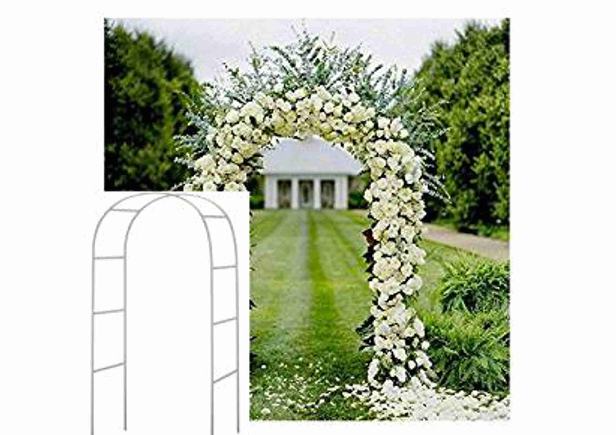 Arco Jardin Cenador Boda Boho