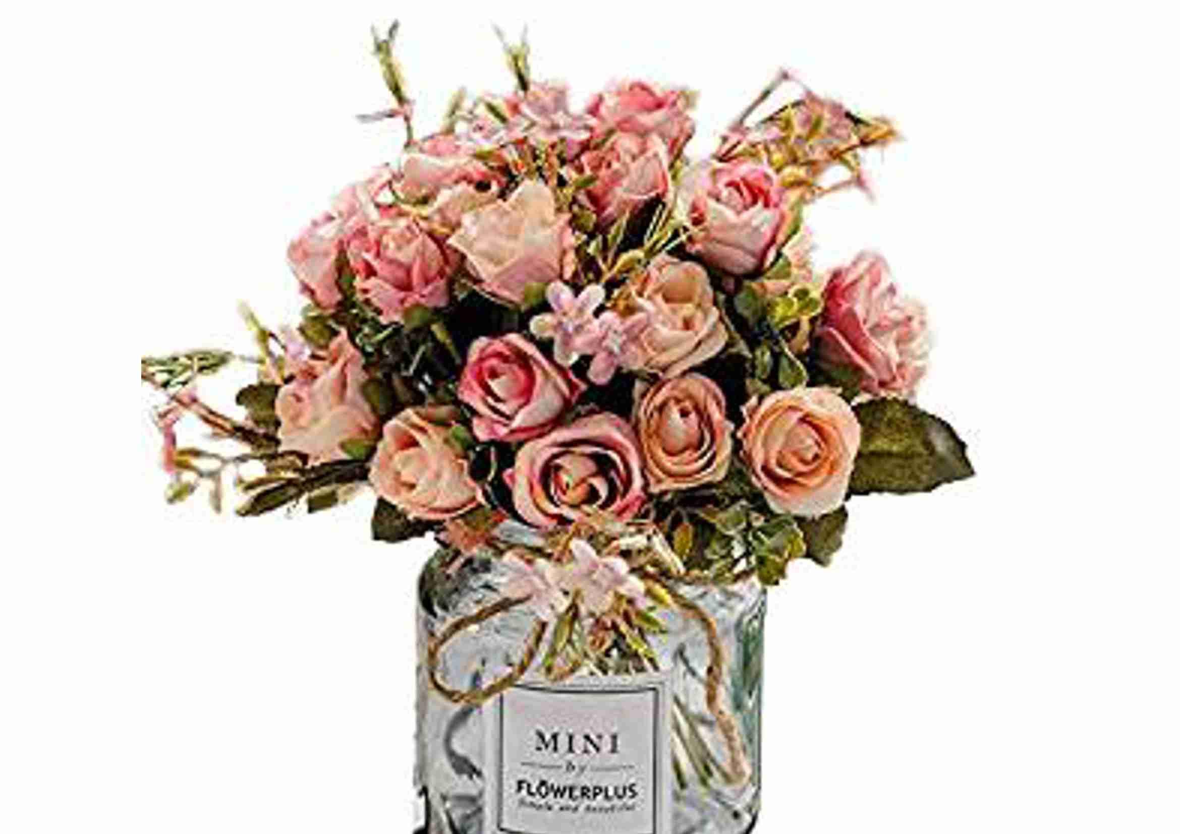 ramo de flores boda boho