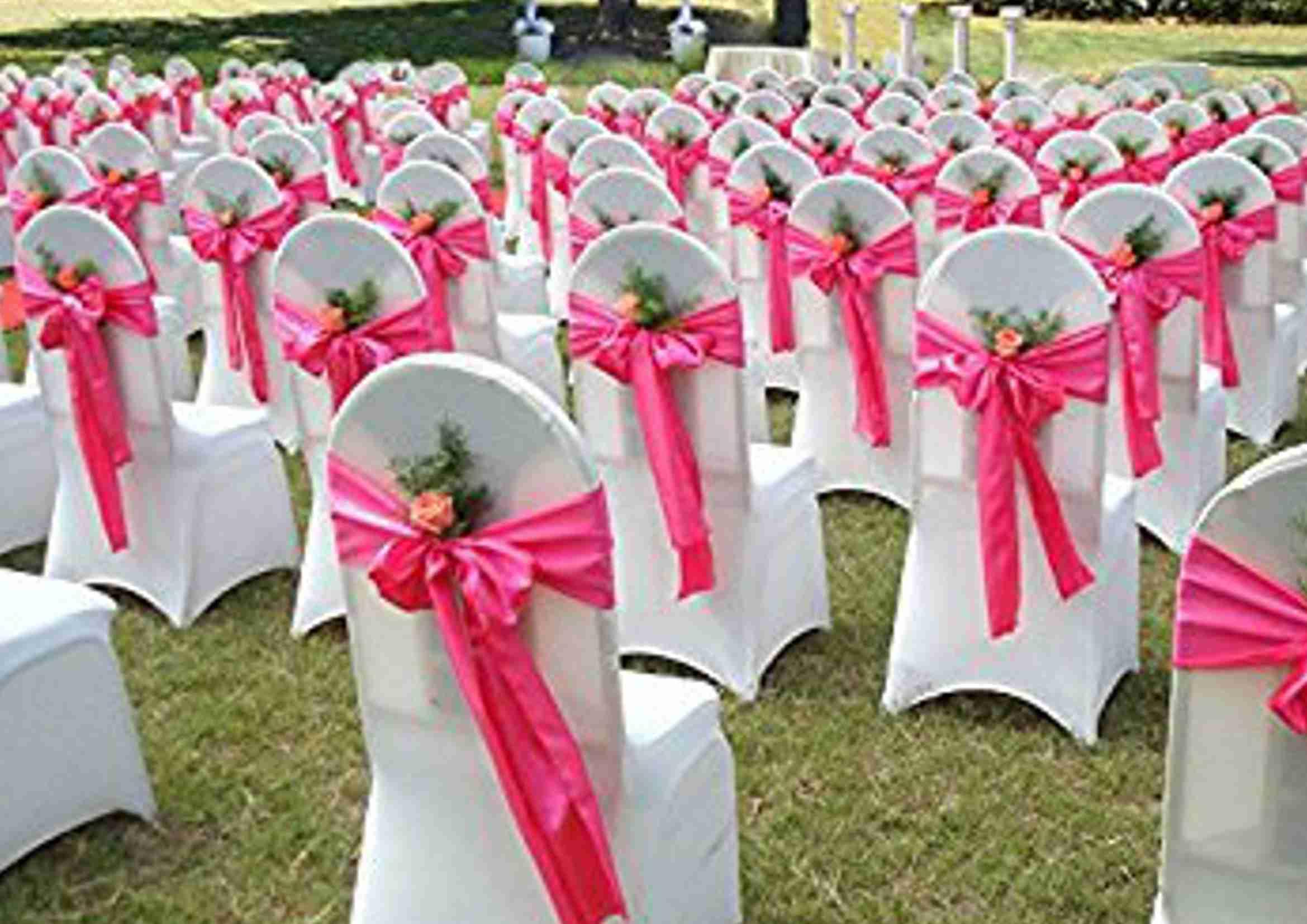 sillas para bodas y banquetes