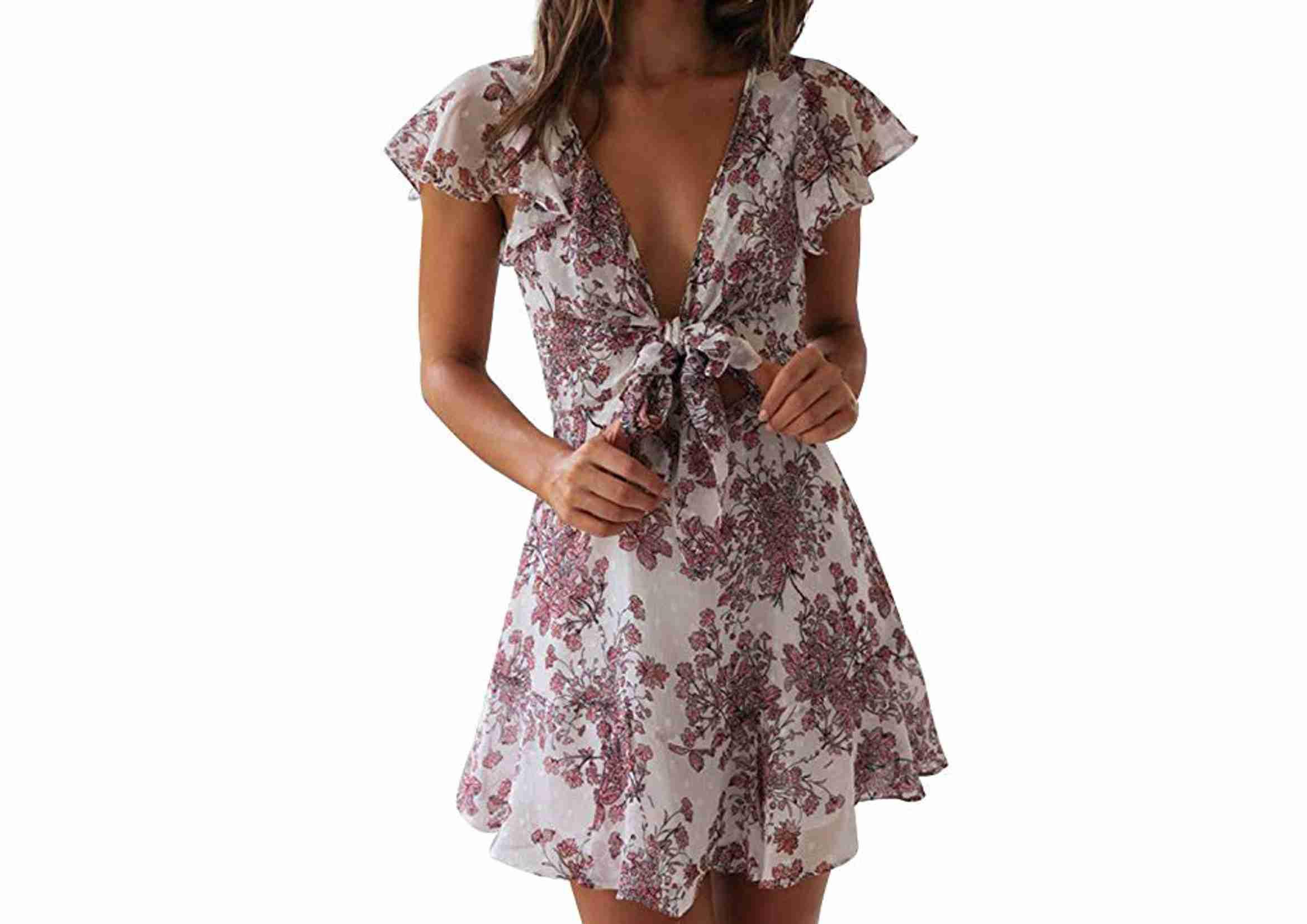 vestidos boho cortos 4