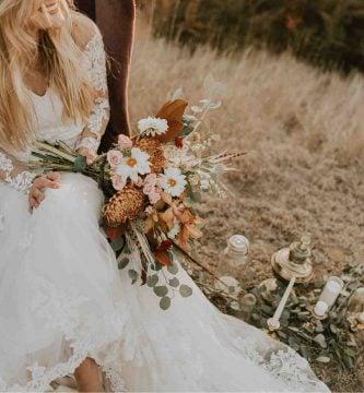 vestidos ibicencos novia