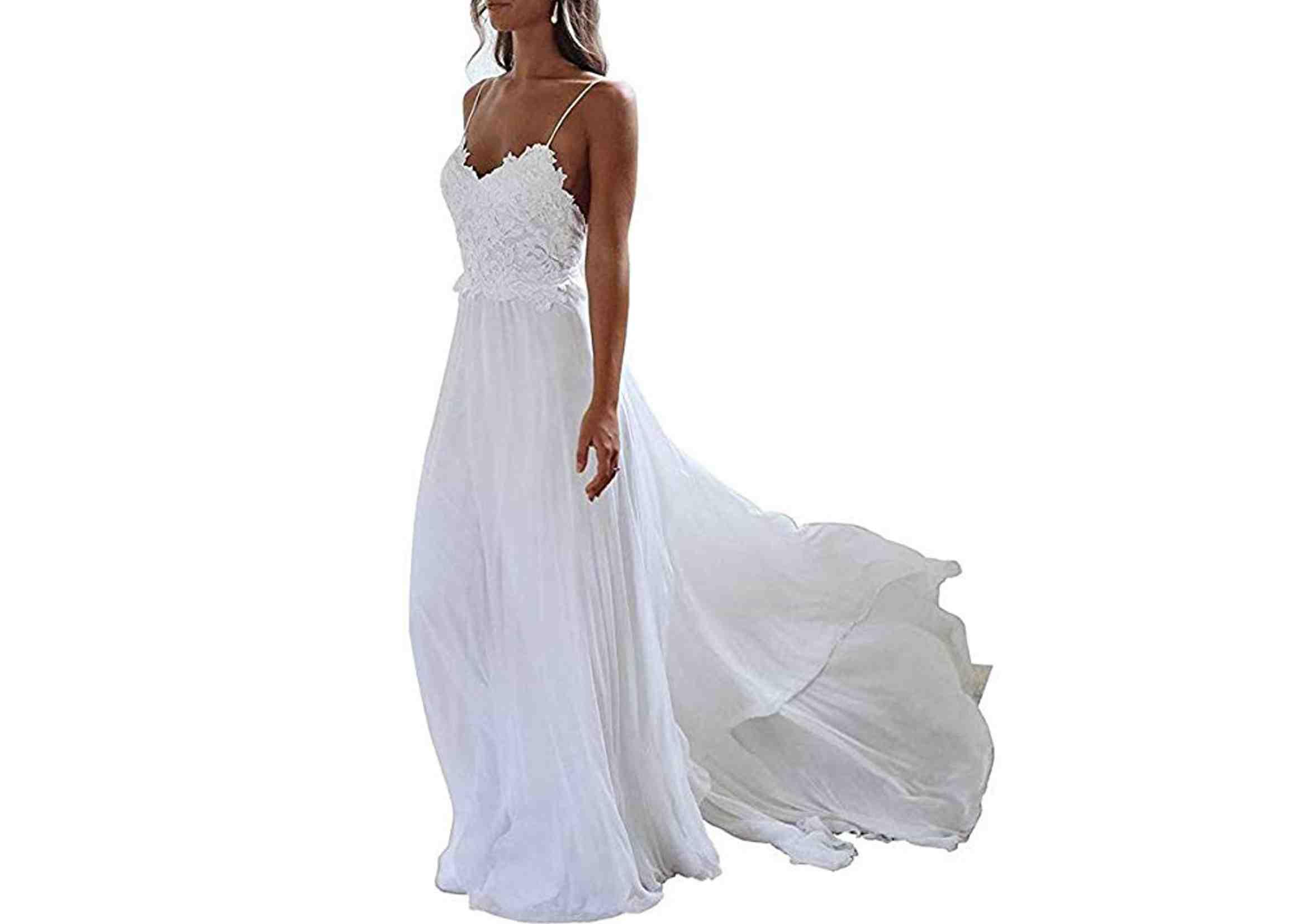 vestidos ibicencos novia gasa