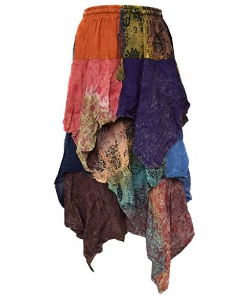 falda-hindu-larga