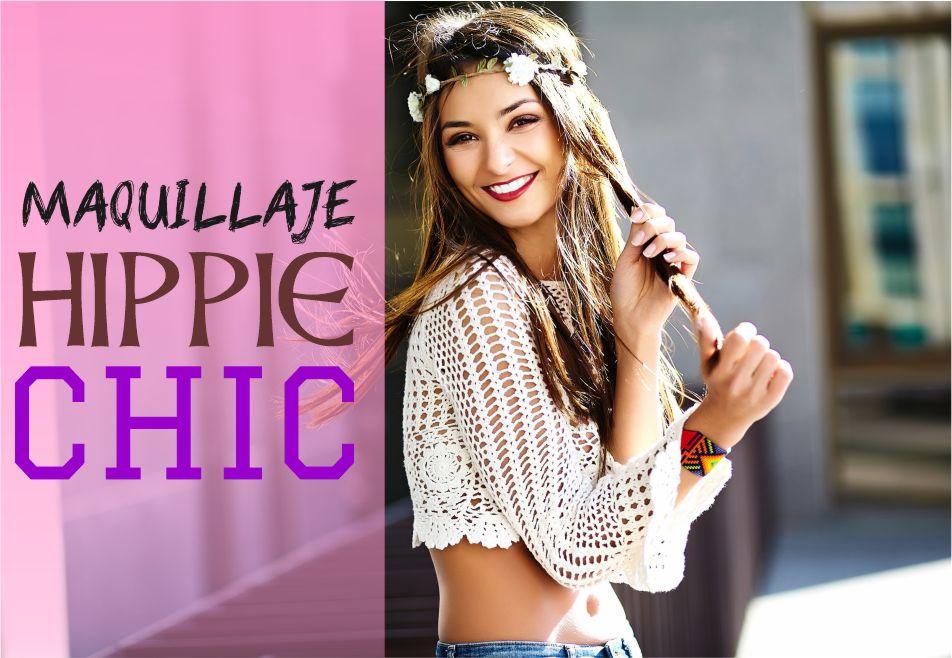 MAQUIllaje-hippie-chic