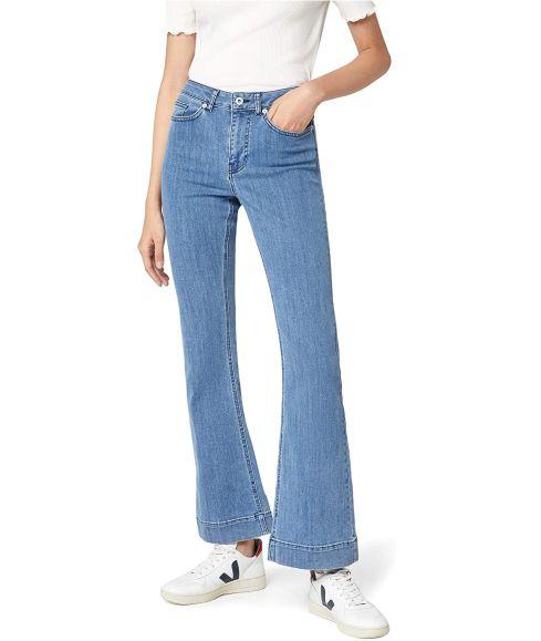Pantalones De Campana Vuelven Los Pantalones Acampanados 2020