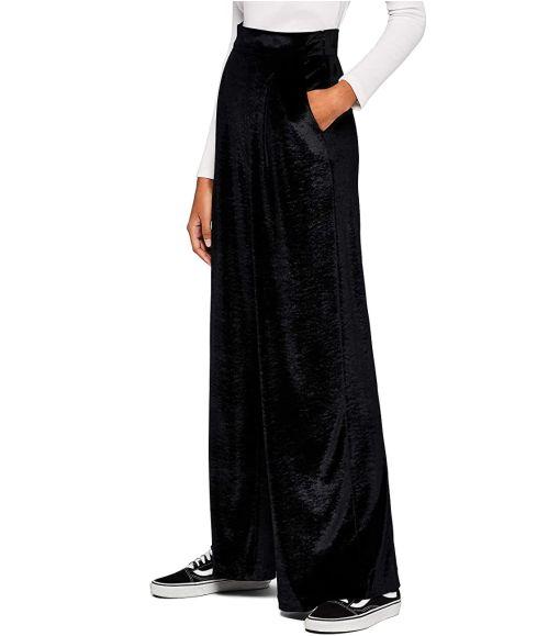 pantalones-de-campana-terciopelo-negro